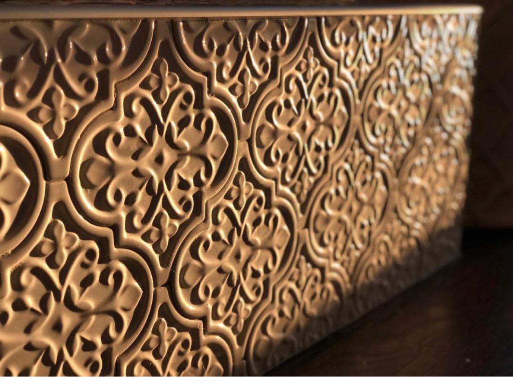 Идеи дизайна с керамической плиткой от студии Плакарт