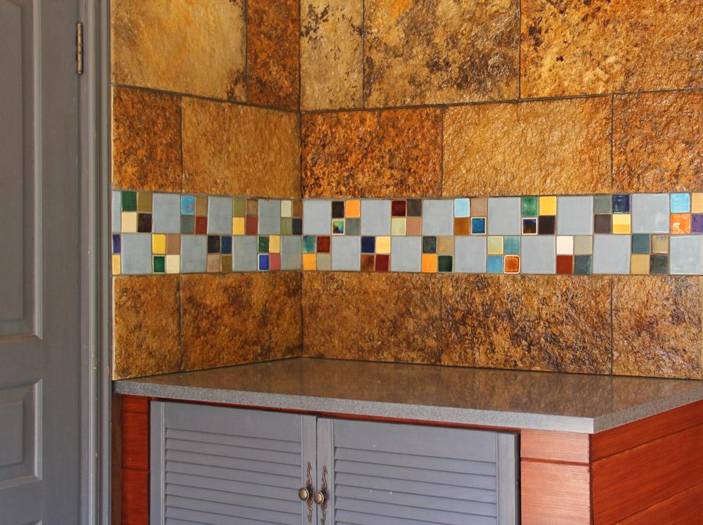 Разноцветные плитки