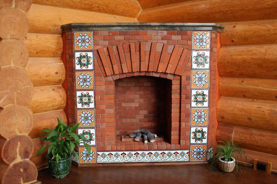 Дизайнерская плитка Плакарт для каминов