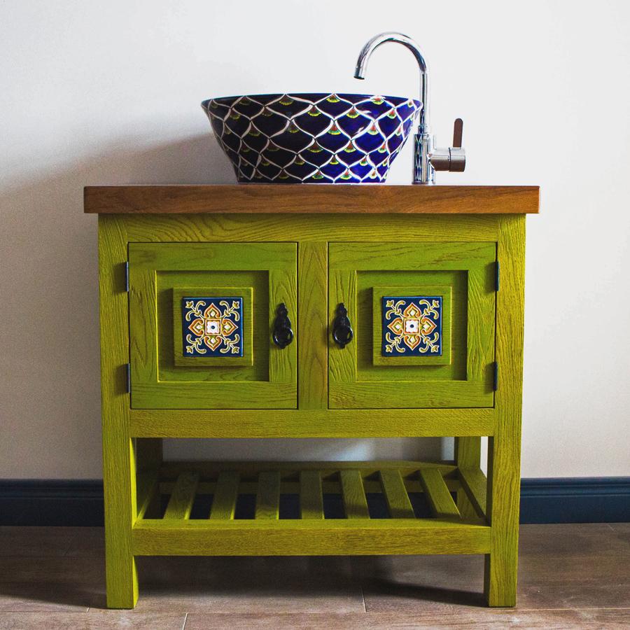 Керамическая плитка ручной работы для декора